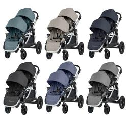 Baby Jogger 2020 City Select Double Twin Tandem Stroller wit