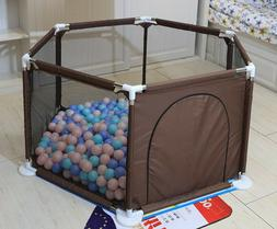 6 sided baby playpen baby play fence