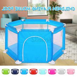 6 Sided Baby Playpen Playinghouse Interactive Kids Toddler R