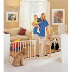 "North States Extra-Wide Swing Gate 57"" - 103"" x 27"""