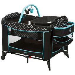 BABY PLAYPEN 😍 😱 INFANT CRIB NEWBORN PLAY YARD COT TOD