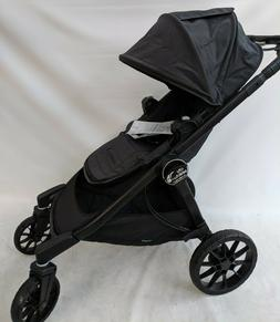 Baby Jogger city select LUX stroller in Granite