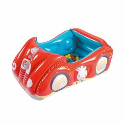 Bestway Fisher-Price Race Car Ball Pit Inflatable