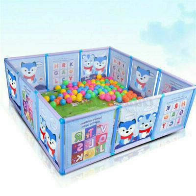 47.2*47.2in Kids Safety Play Yard Home Pen US
