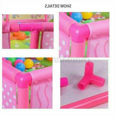 Kids Safety Play Yard Home Fence US