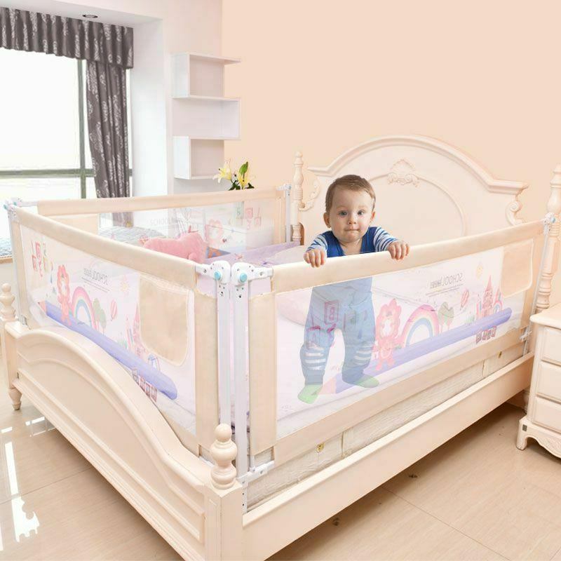 Baby Bed Fence Home Kids Playpen Safety Gate Products Child