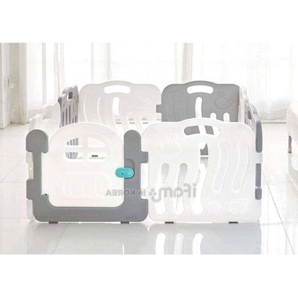 baby playpen 2pcs safety guard baby fence