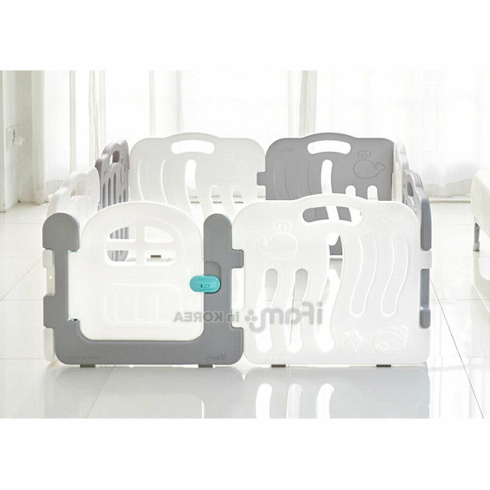 baby playpen activity centre safety play yard
