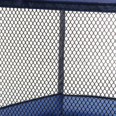 Baby Playpen Kids Play Safety Gate 6 Fence