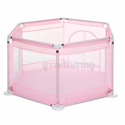 Baby Playpen Interactive Play Playard Safety Fence