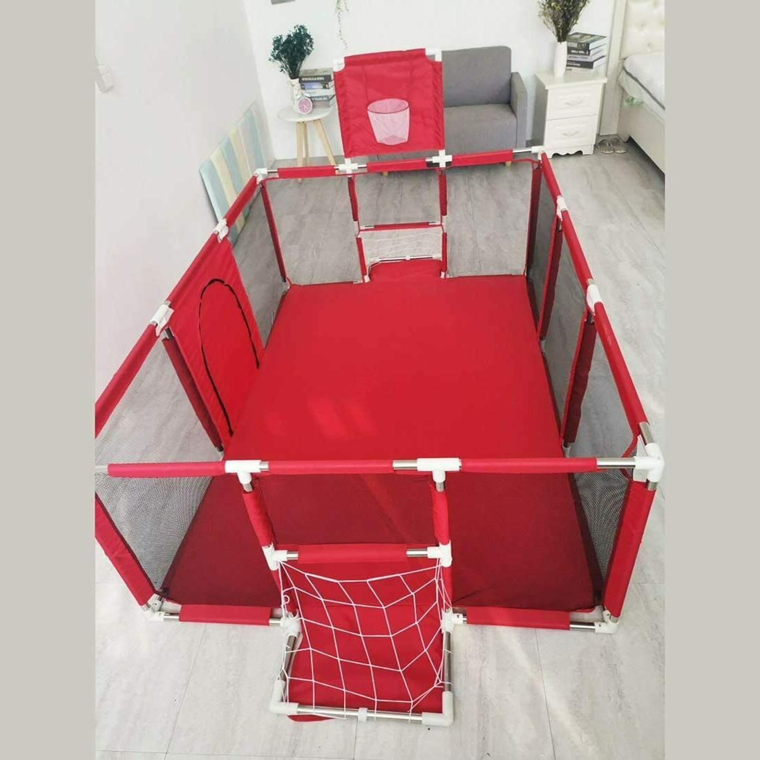 Foldable Safety Fence Activity Play Center Pen