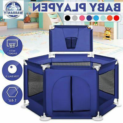 Baby Yard Activity Center Toddler 59In