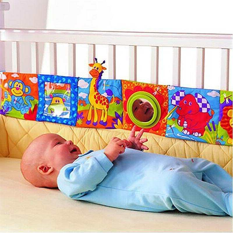 cloth book animal baby playpens cot bed