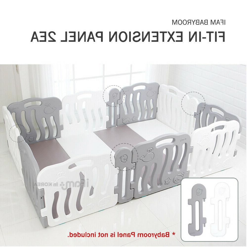 fit in connecting extension panel for babyroom