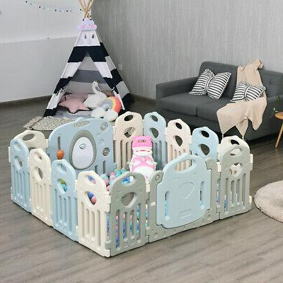 Home 14 Safety Play Yard Gift