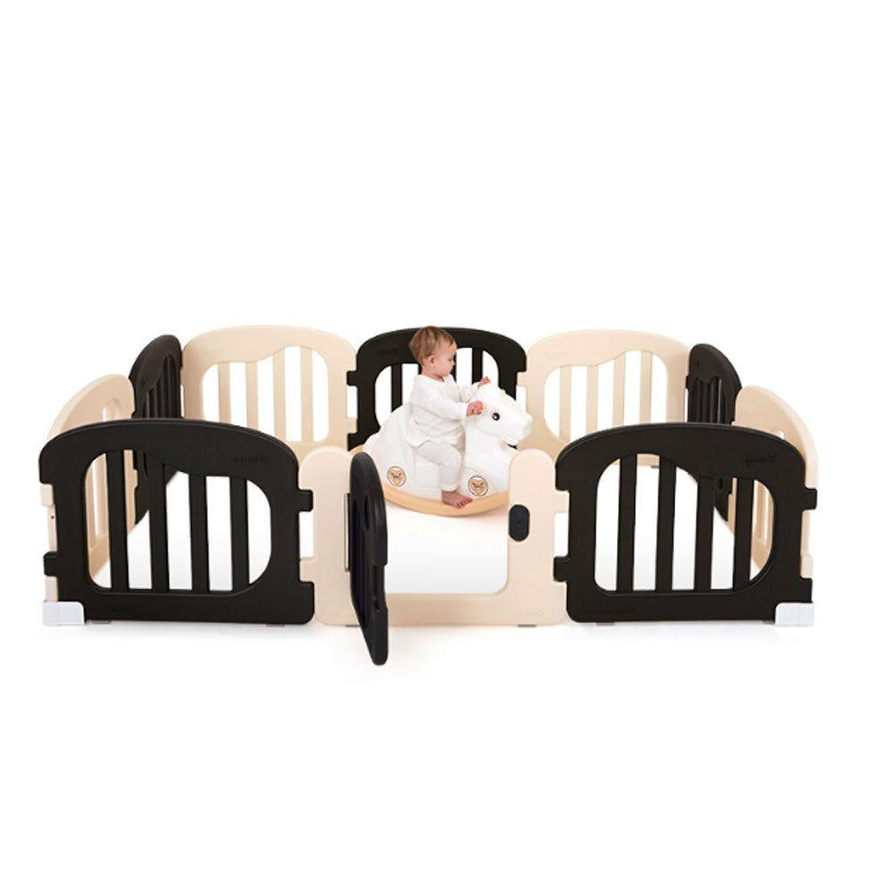 iFAM Natural Safefence baby Playpens 1 3Colors