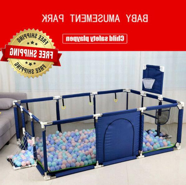 playpen for children safety stainless steel fence