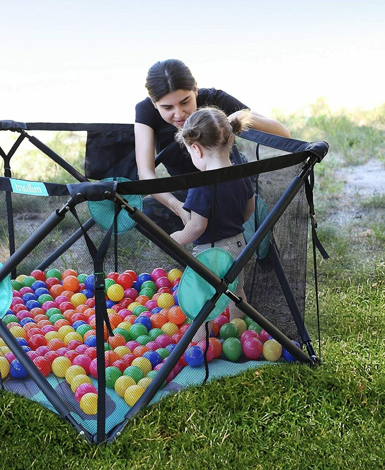 Milliard Playpen Portable with