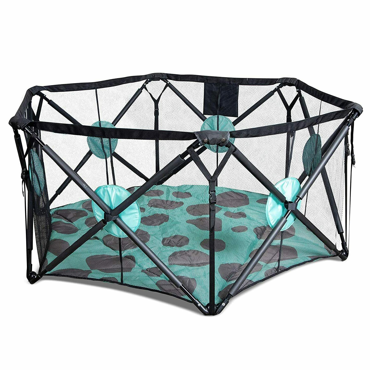 playpen portable playard with cushioning