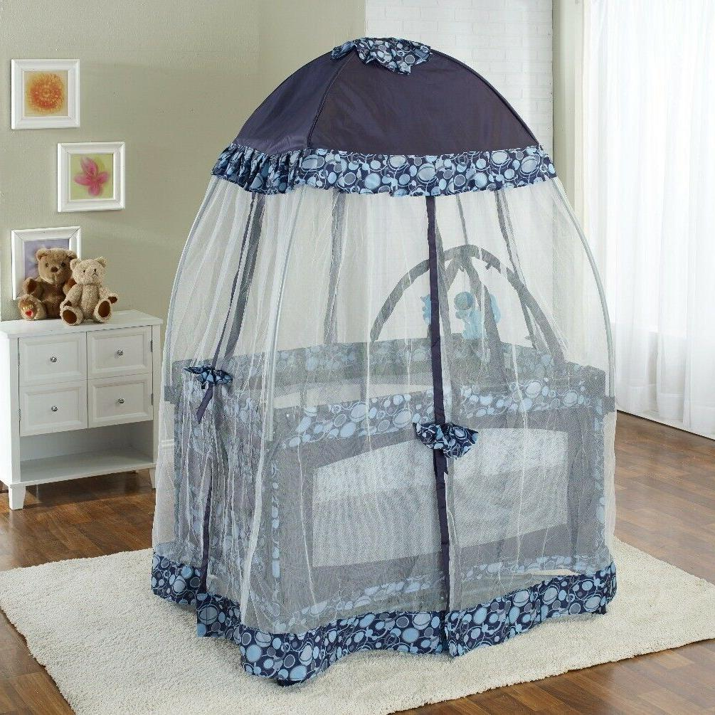 Big Portable Deluxe - Center With Net Topper
