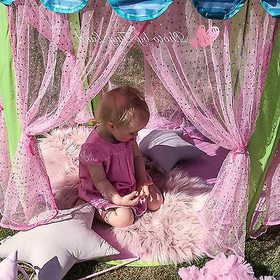 Princess Tent Kids House Outdoor Gift