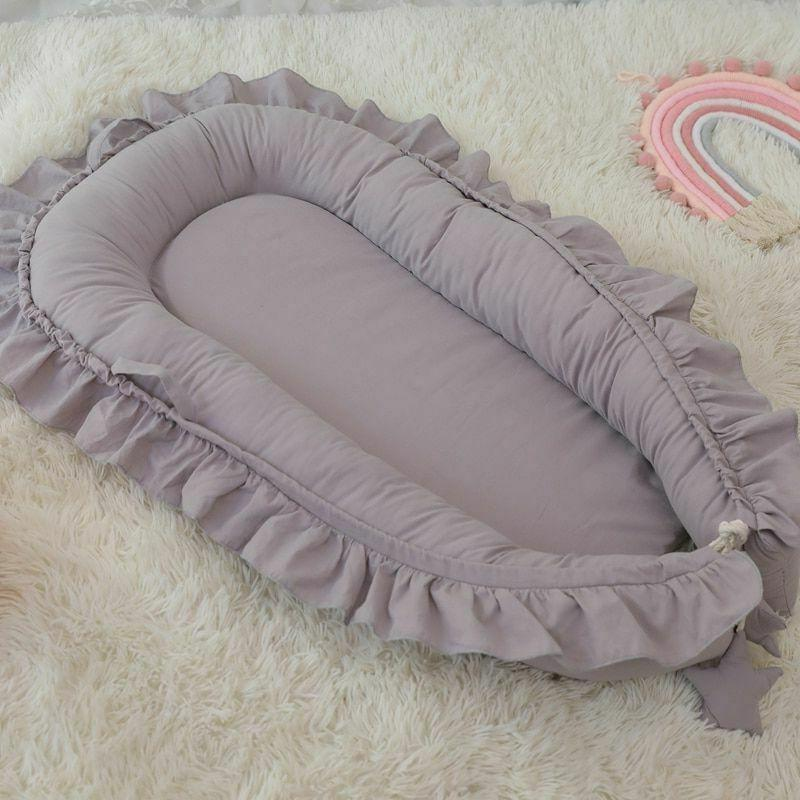 Removable Nest Baby Bed Pillow Travel Infant