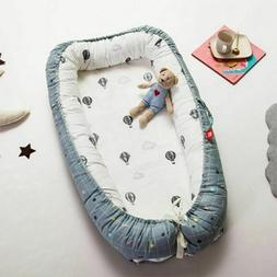 nest portable baby bed removable and washable