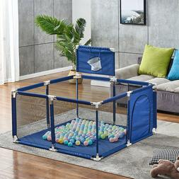 New Children Playpen Fence Nets Playing Area Play Yards Baby