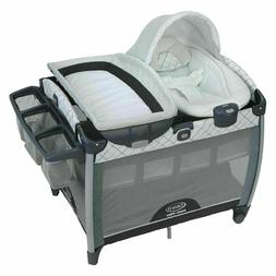 Graco Pack N Play Quick Connect Portable Playard Napper with