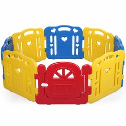 playpen 6 panel safety play