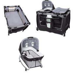 Safe-Surround Changing Table Padded Mattress Nursery Center