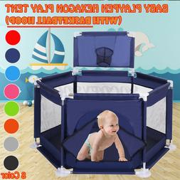 Safety Play Pen Center Baby Playpen Ocean Ball Pit Pool Kid